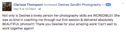 Desiree Sandlin Photography